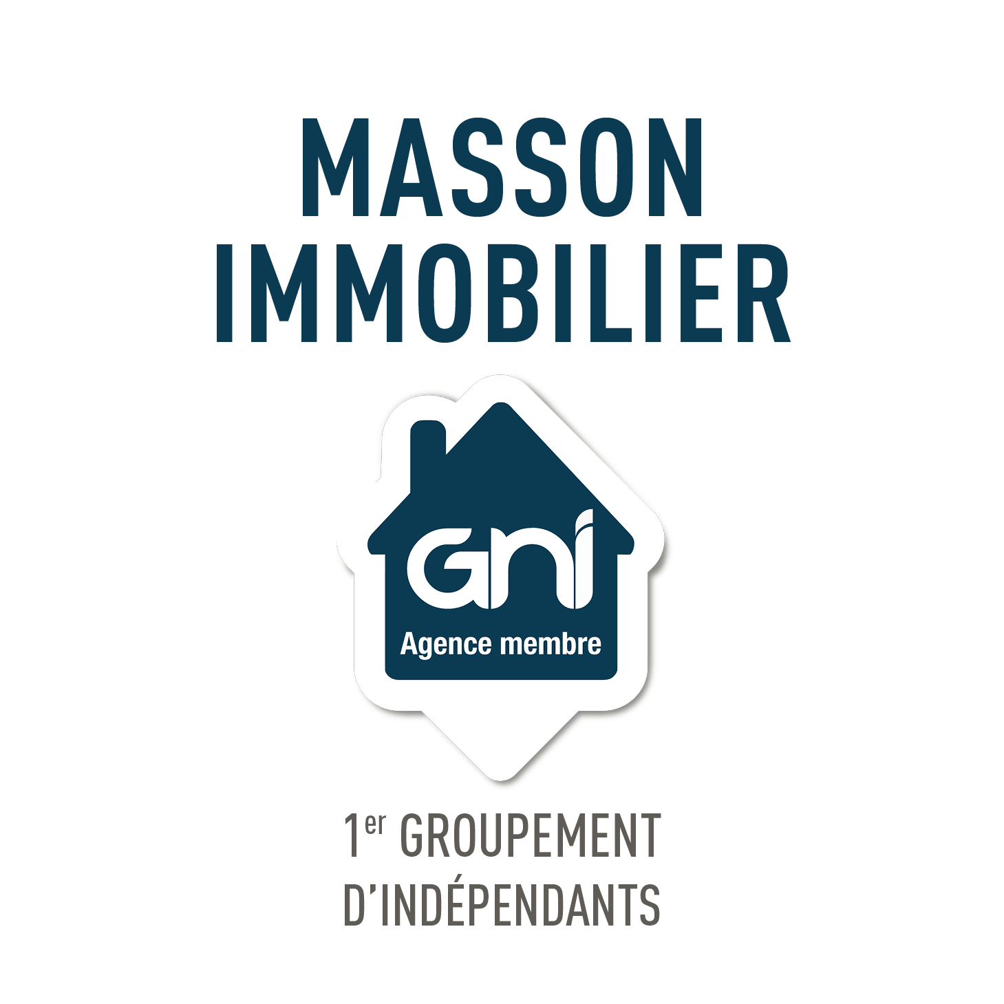 GNIMMO - MASSON IMMOBILIER L'AGENCE