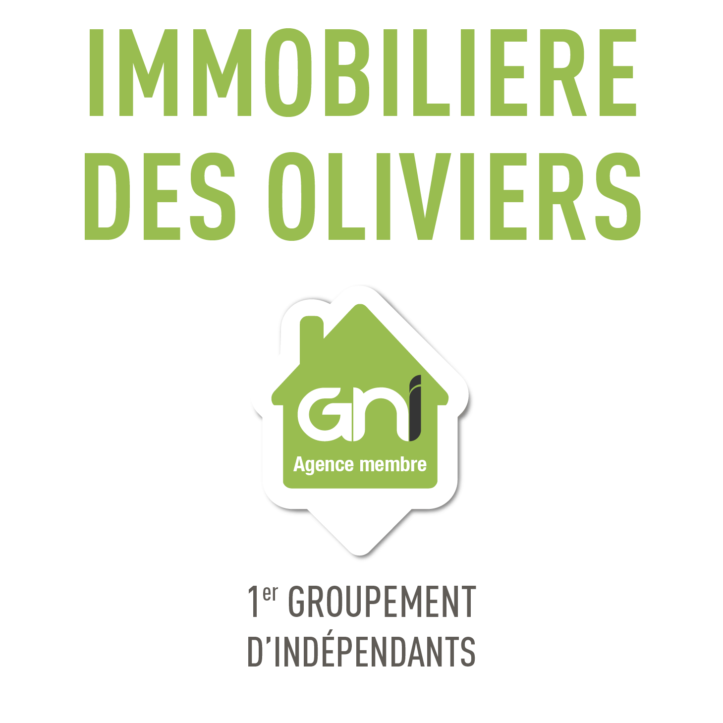 GNIMMO - L'Immobiliere des Oliviers
