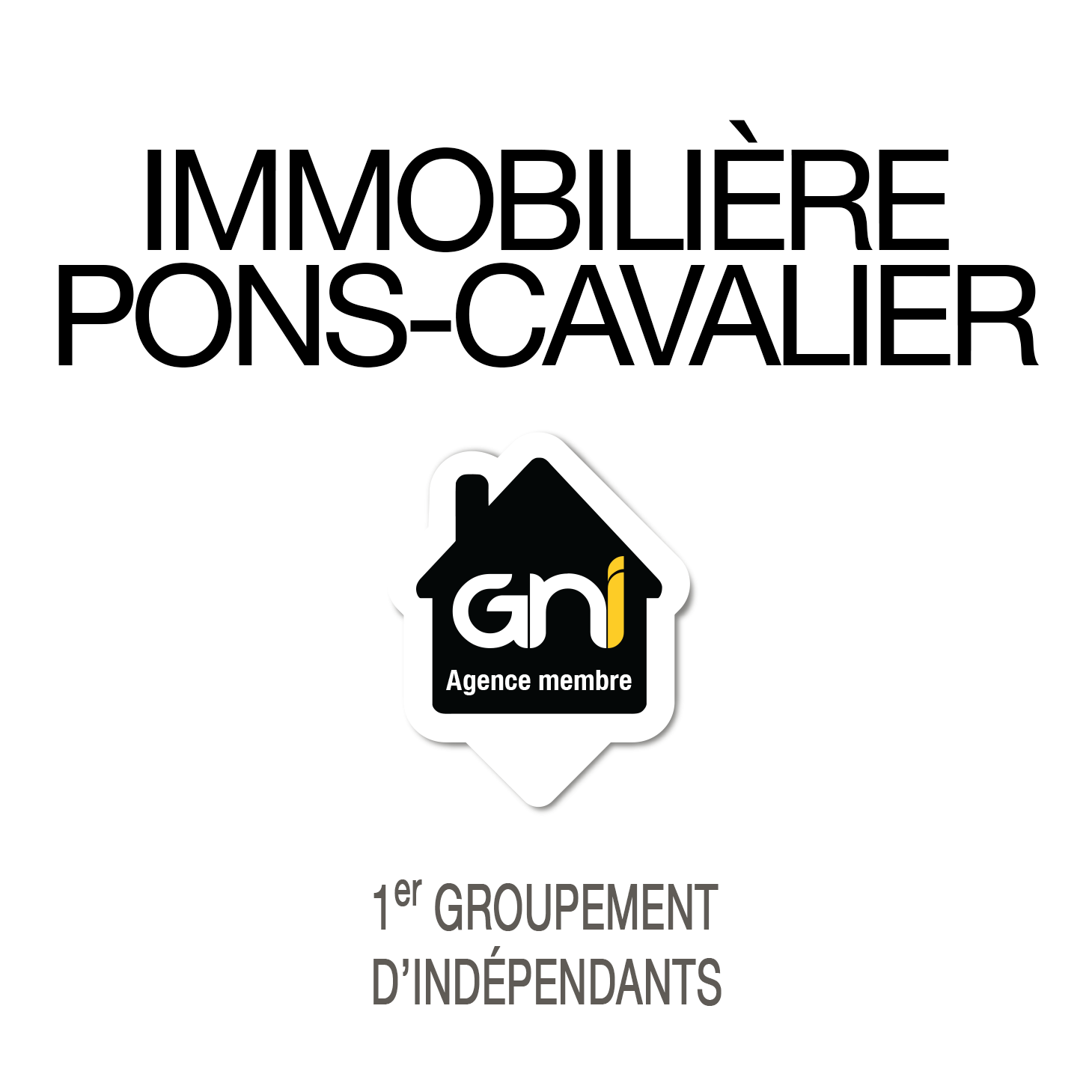 IMMOBILIERE PONS CAVELIER